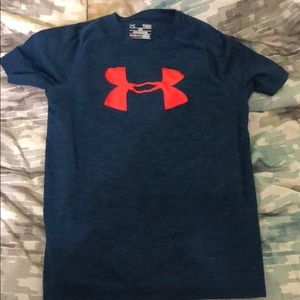 Under Armor workout t shirt for boys